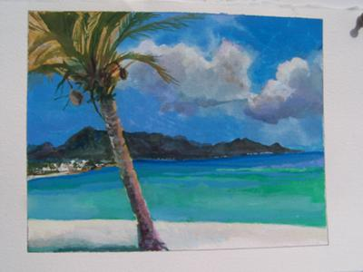 Rendevous Bay Palm