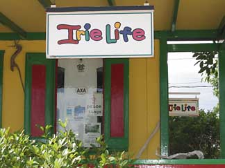 anguilla shop Irie Life