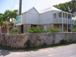 Anguilla bakery
