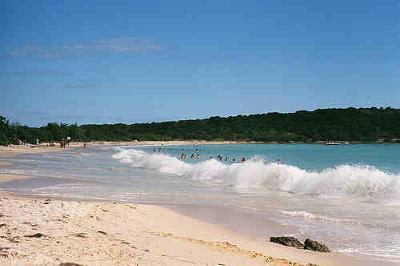 La Playuela (Bahia Sucia) - Cabo Rojo