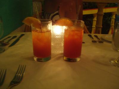 E's Oven Rum Punch