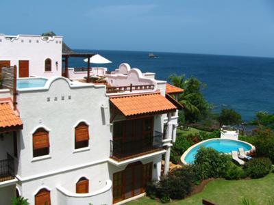 Cap Maison, St. Lucia